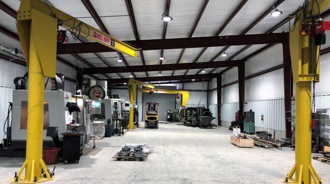 Machine Shop Addition