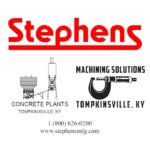 Stephens Mfg Will Be Represented At The Following